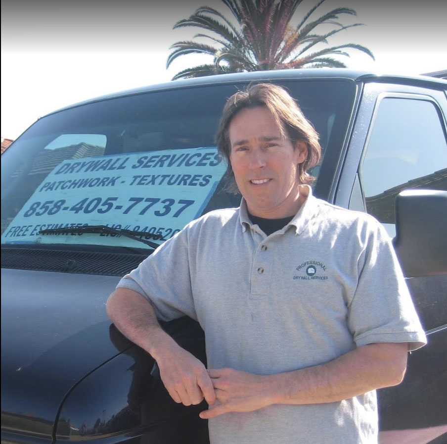 Jim McCue Profile Image, Drywall Contractor