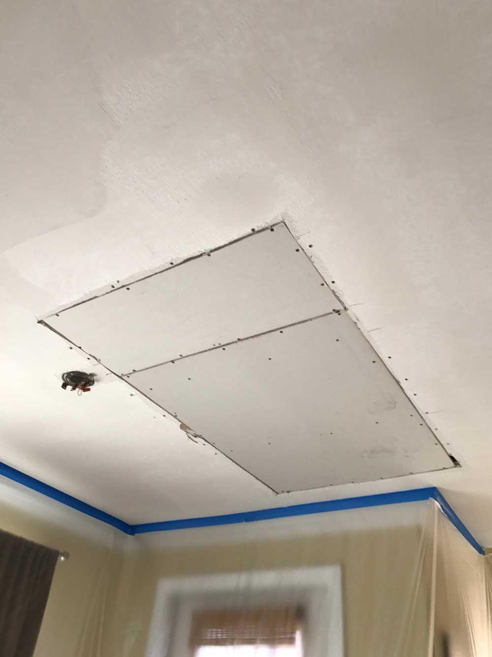 Drywall Water Damage Image 2