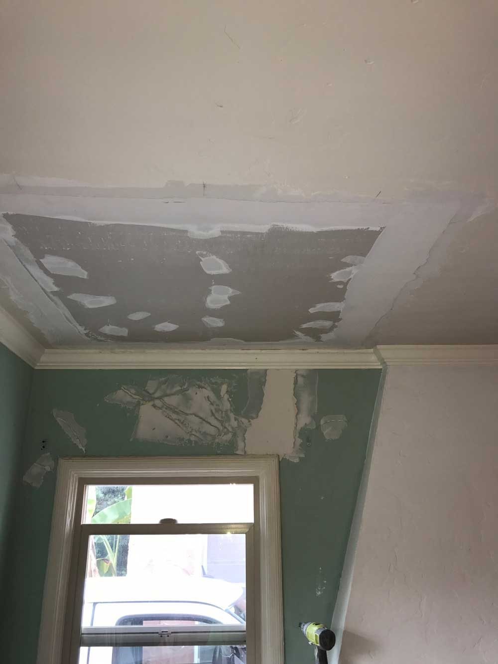 Drywall Water Damage | Professional Drywall Services located